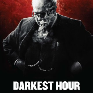 """Poster for the movie """"Darkest Hour"""""""