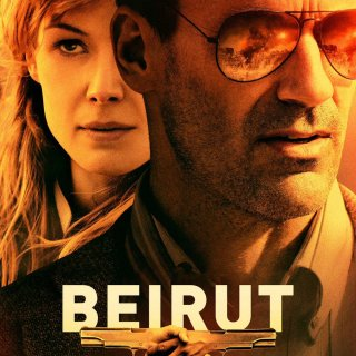 "Poster for the movie ""Beirut"""