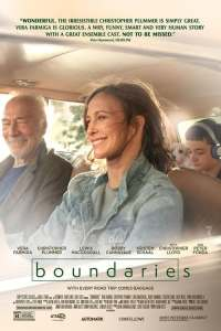 """Poster for the movie """"Boundaries"""""""