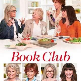 """Poster for the movie """"Book Club"""""""