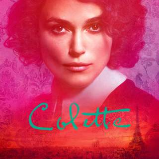 "Poster for the movie ""Colette"""