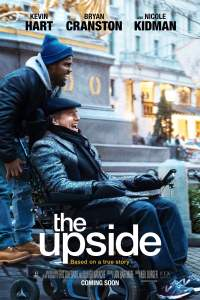 """Poster for the movie """"The Upside"""""""