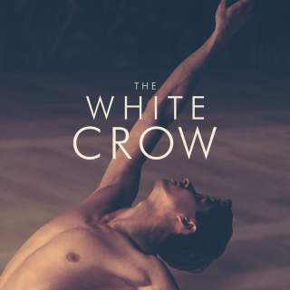 "Poster for the movie ""The White Crow"""