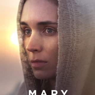 "Poster for the movie ""Mary Magdalene"""
