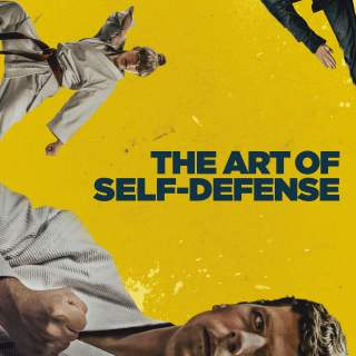"Poster for the movie ""The Art of Self-Defense"""