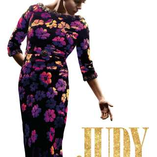 "Poster for the movie ""Judy"""
