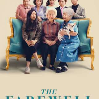 """Poster for the movie """"The Farewell"""""""