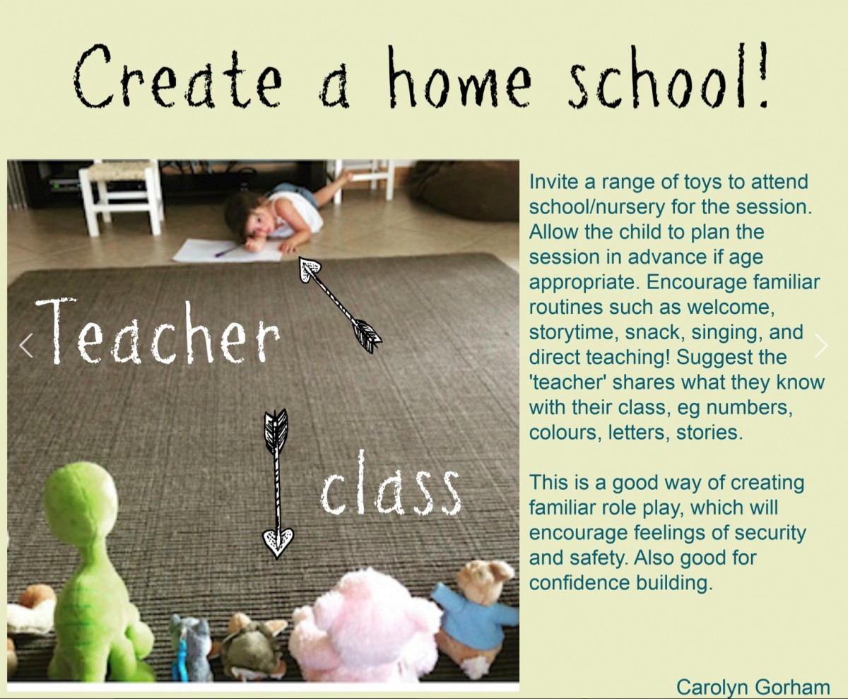 Home Learning Nursery