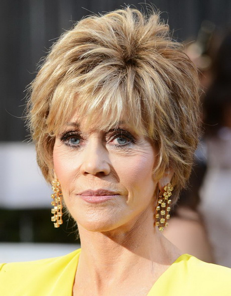 Jane Fonda Frisur