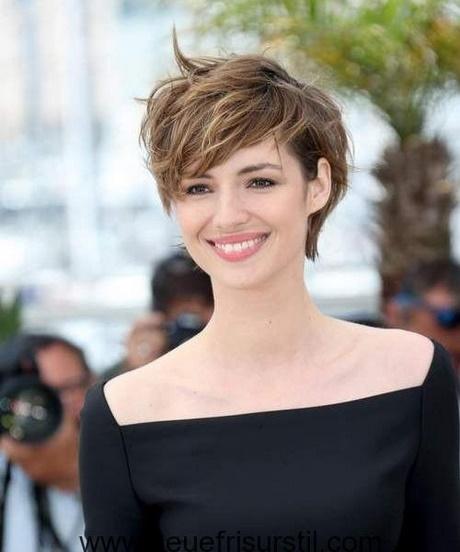 Kurze Frisuren 2018 Frauen
