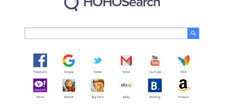 "Remove Hohosearch ""Virus"" Uninstall"