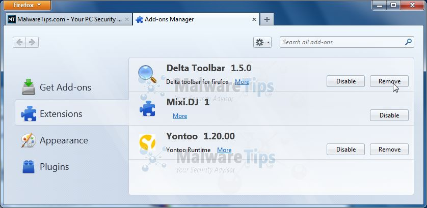 How to Remove Delta Search Home Page – IE, Firefox, Chrome