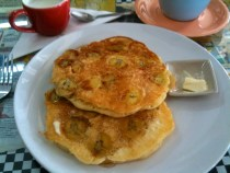 A current goal is perfecting a recipe for banana pancakes that will one day be as tasty as the ones at Butter is Better (Chiang Mai)