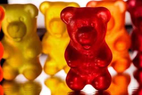 Красивая картинка Желейные медвежата на рабочий стол ...