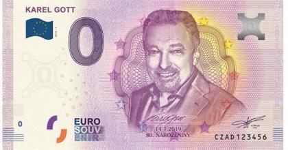 Kreativci hodnotí bankovku sGottem: Měl být raději zvěčněn dozlata.