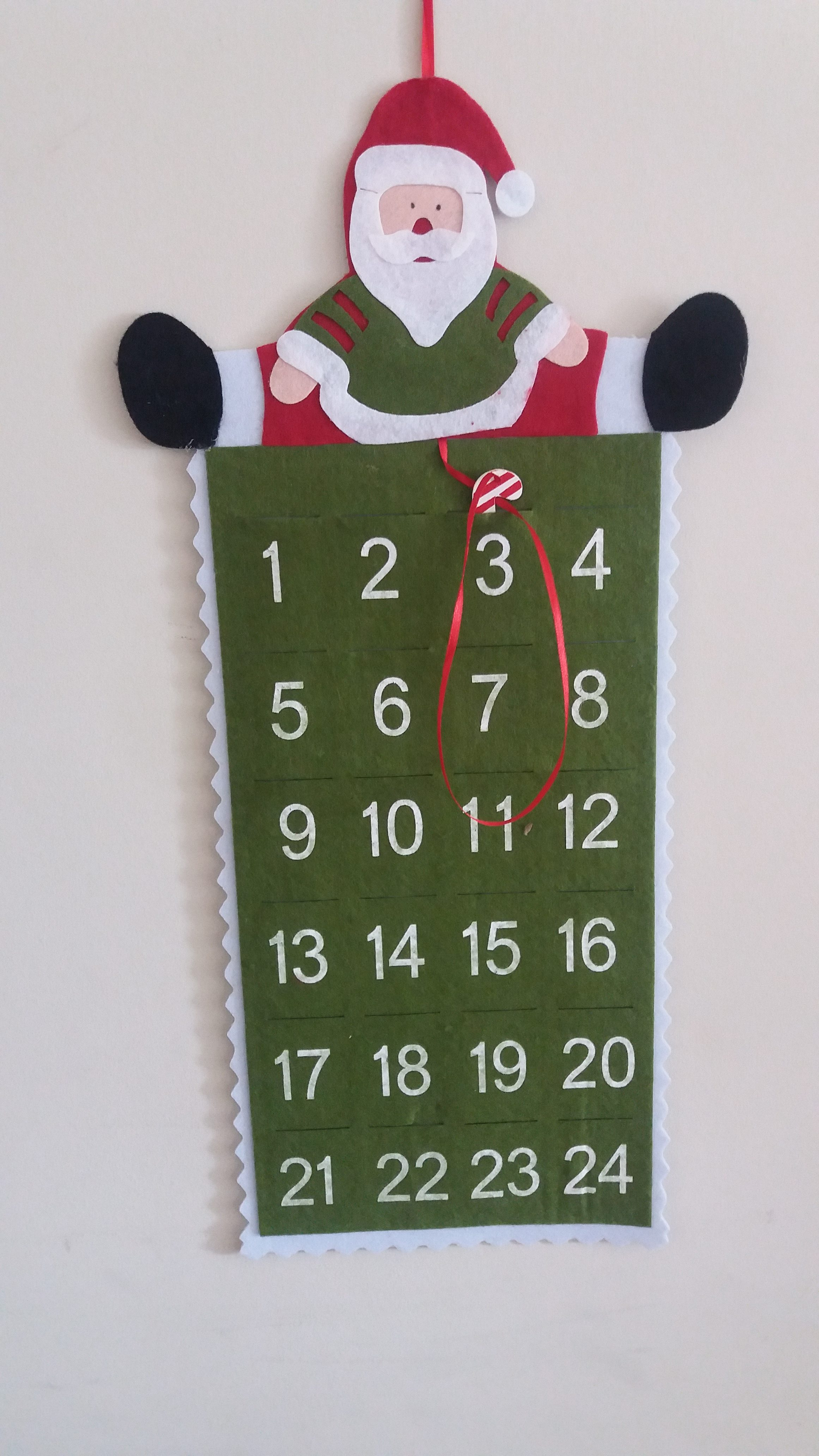 Calendario Para Kinder.Ideas Para Calendario De Adviento Para Ninos Con