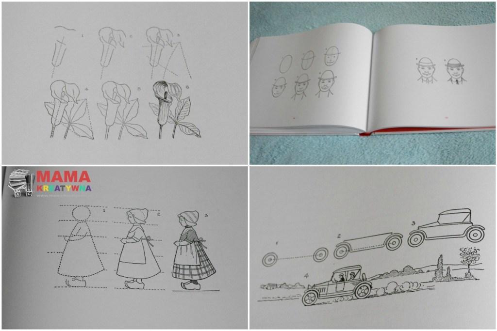 rysowanie krok po kroku