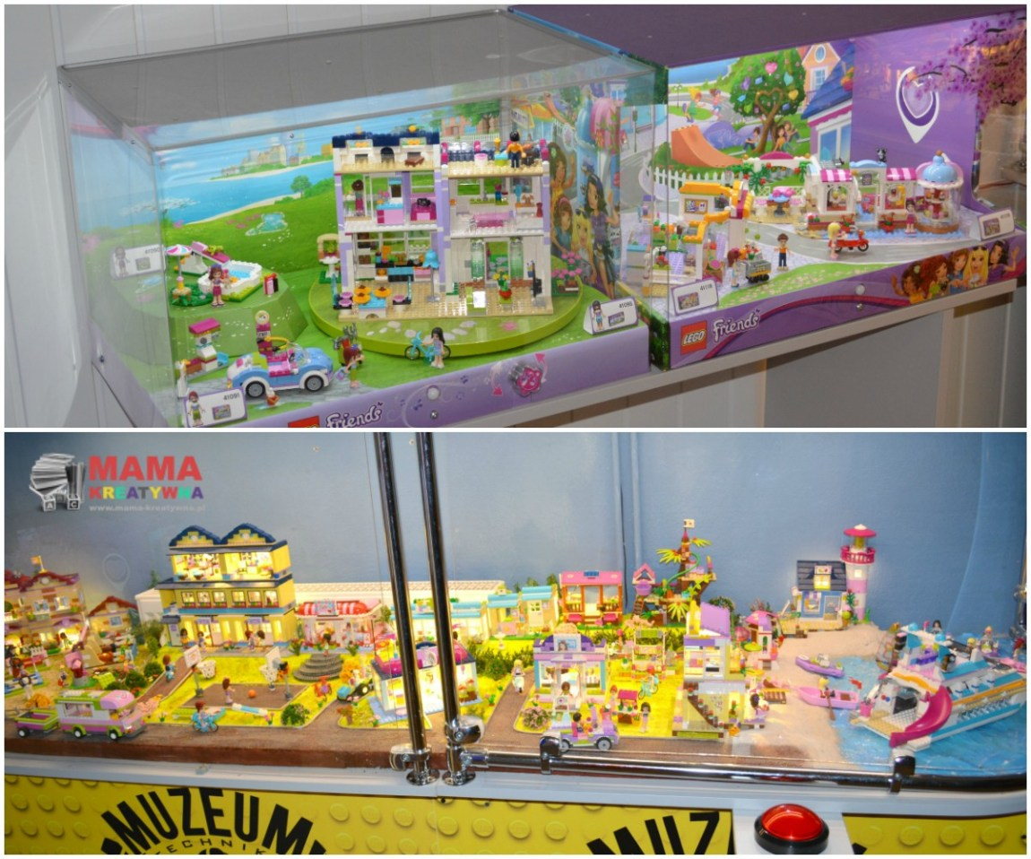 wystawa lego friends