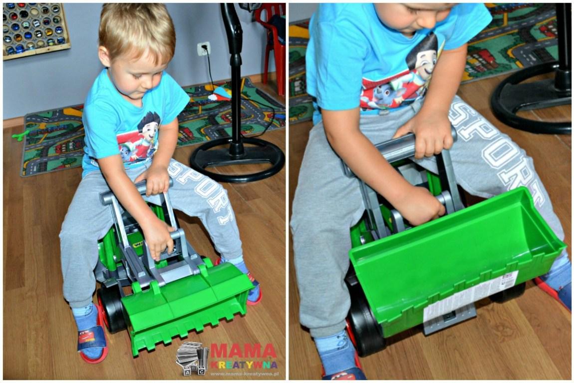 Wader Traktor Gigant