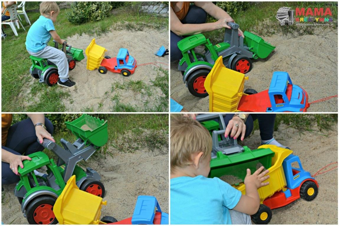 traktor gigant wader
