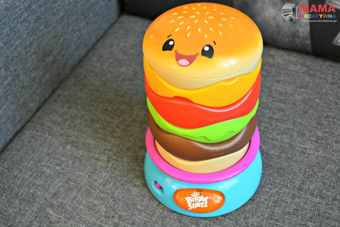 zakręcony burger