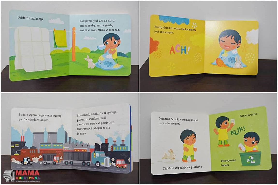 książka edukacyjna dla najmłodszych