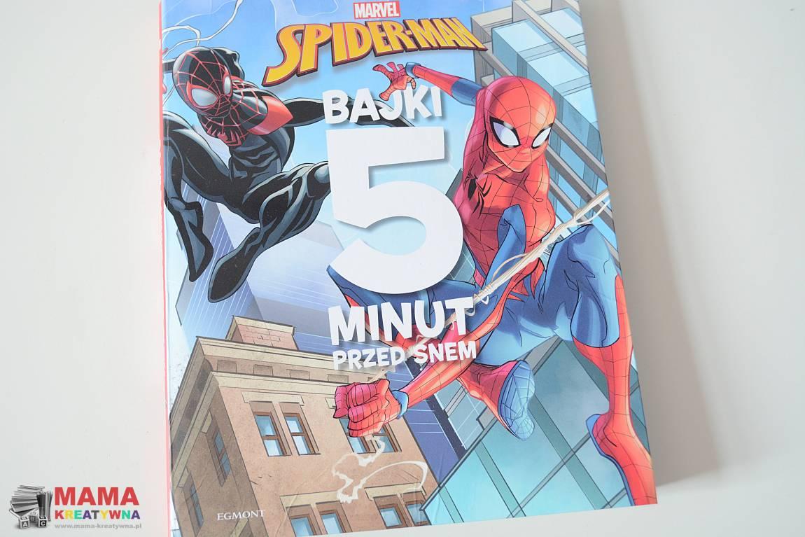 spider man książka