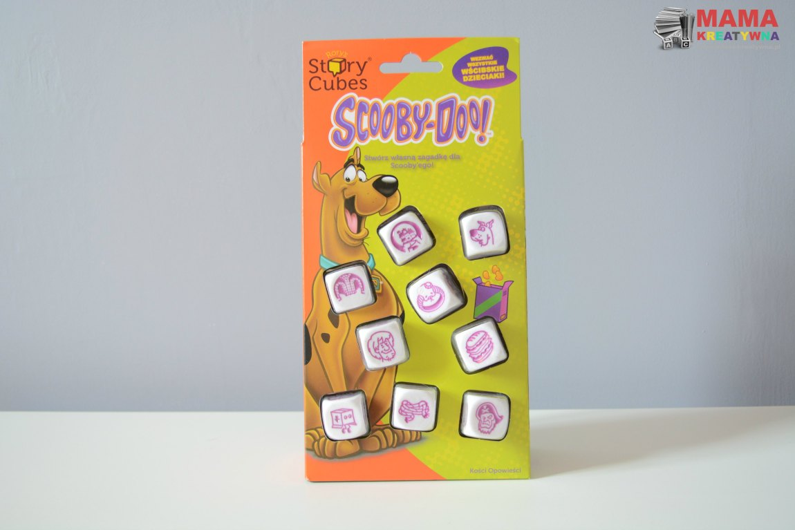 Story Cubes Scooby Doo