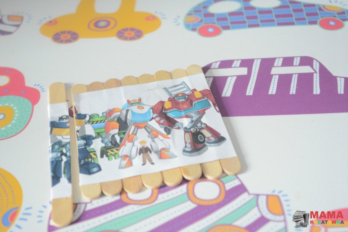 puzzle dla dzieci DIY