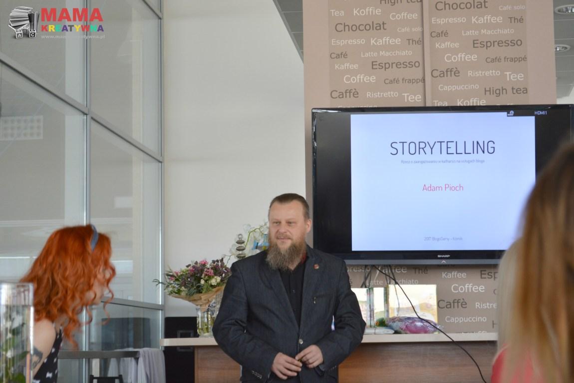adam pioch storytelling