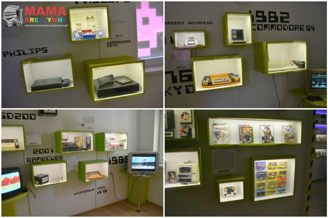 muzeum konsol gier video