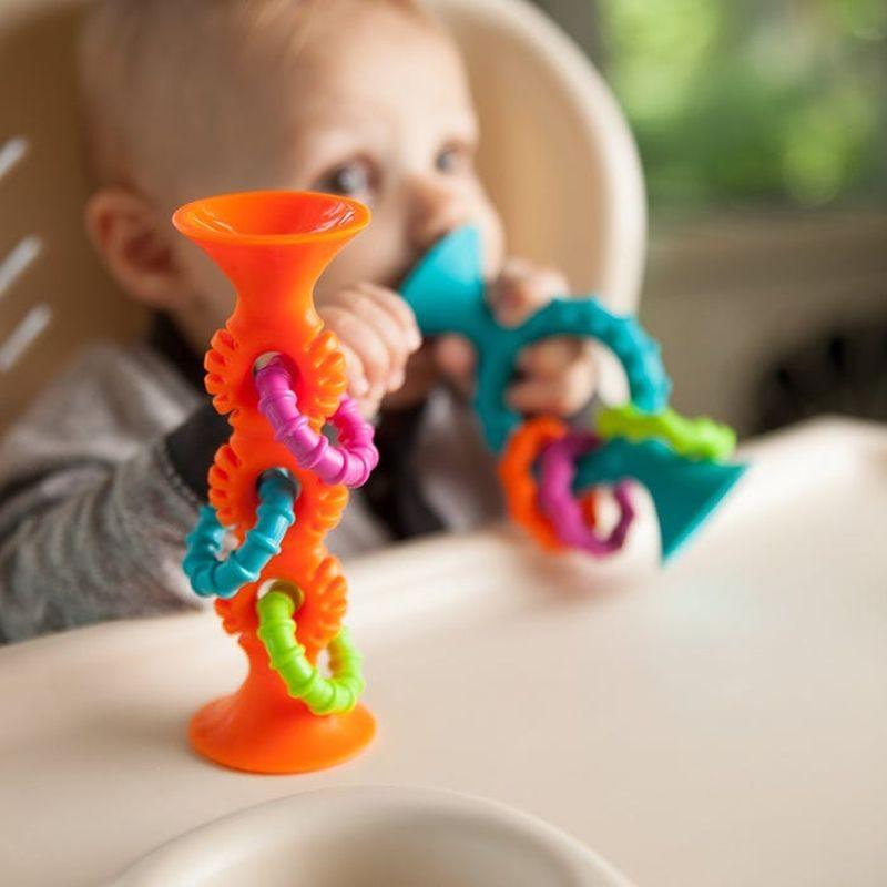 sensoryczne zabawki dla maluchów