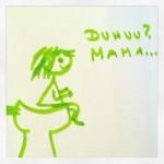 Bloggediblog:::: Mutter-Tochter-Gespräch