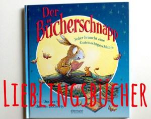 Lieblingsbücher Der Bücherschnapp, Helen Docherty / Thomas Docherty, Ellermann Verlag