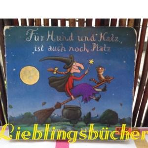 Lieblingsbücher Für Hund und Katz ist auch noch Platz, Axel Scheffler und Julia Donaldson, Beltz und Gelberg