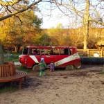 Unser Wochenende 22. / 23. November: Abenteuerspielplatz und Wildpark