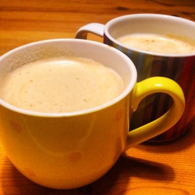 Kaffee am Morgen - vor der Berlinreise