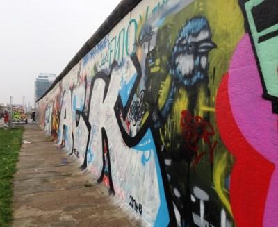 De Berliner Mauer
