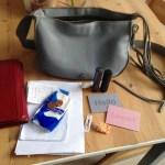 Meine Mutterhandtasche – die Leere vor dem Sturm