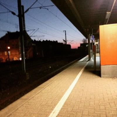 Reisefieber - Sonnenaufgang