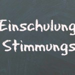 Schulanmeldung today! :: Einschulung – Ein Stimmungsbild