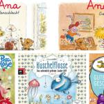 Hörbücher und Comics für Kinder von 3-7 Jahre