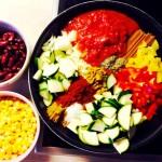 One Pot Pasta – vegan, superleicht und lecker