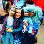 Karneval Wochenende in Bildern