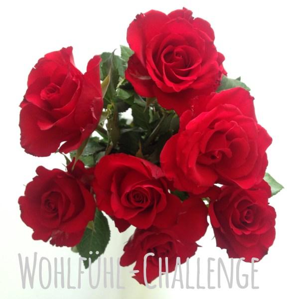 Wohlfühl-Challenge Blumen.