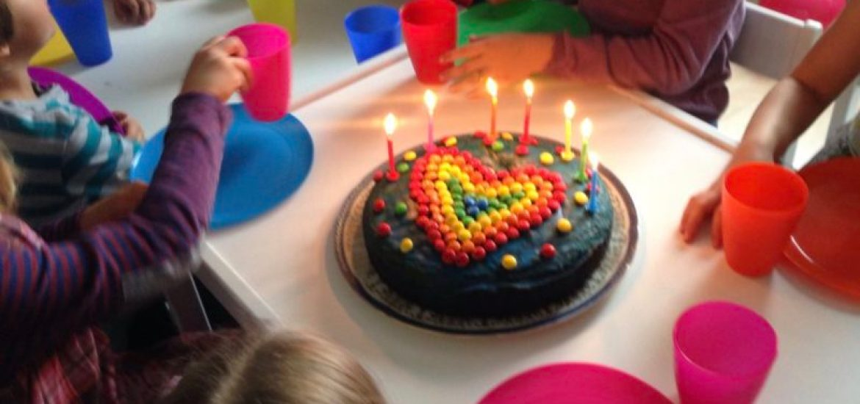 Geburtstag Wochenende in Bildern