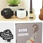 Shopping Tipp: Geschenke für Mama – mit Musik drin!