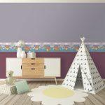Tapetenwechsel im Kinderzimmer: Von Kindern für Kinder (Werbung)