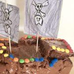 Piratenparty Kindergeburtstag – Wochenende in Bildern, 26/27. August 2017