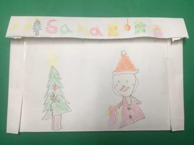 クリスマス娘の作品
